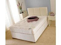 NEW NEW Deluxe Orthopedic Single/Double/ King Mattress £95 free delivery west london area