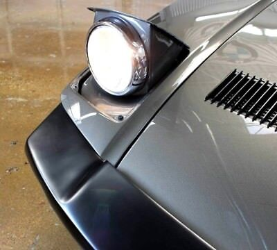 2x Headlight de Tomaso Pantera Vallelunga Retrofitting US Eu Detomaso Headlights
