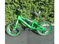 Boys mini bmx style bike...6 - 8 yr old