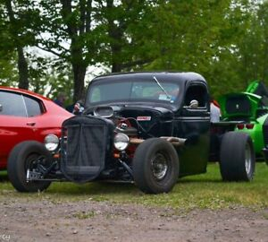 1946 Chevy Pickup Hot Rod