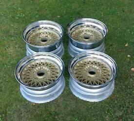 Compomotive Porsche wheels