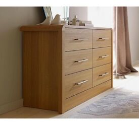 Bedside tables and large chest of drawers
