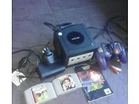 N64 gamecube Nintendo gameboy
