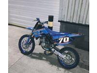 2010 TM Racing MX 85 Big Wheel Cr Yz Rm Kx Sx