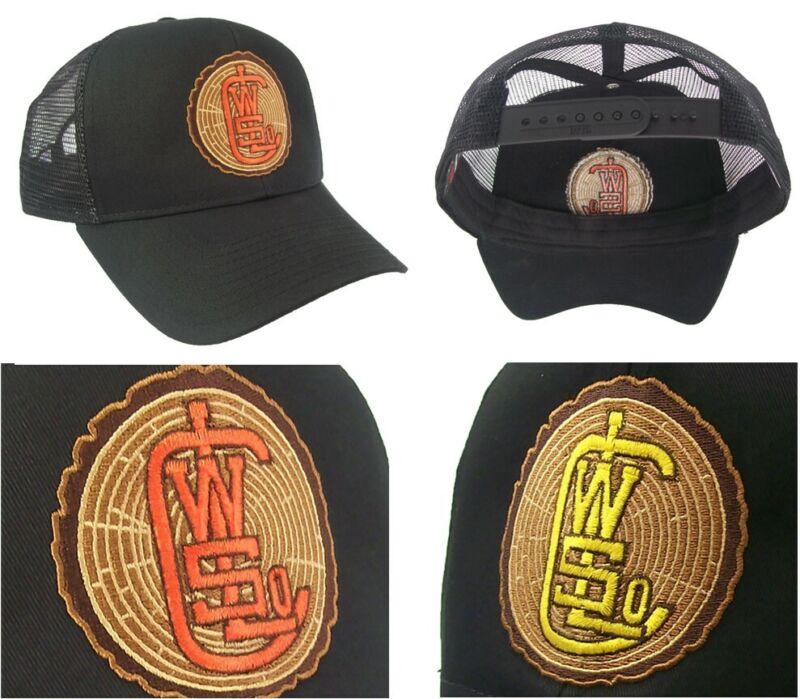 West Side Lumber Company Railroad Cap Hat #40-5665bm Choice Of Logo