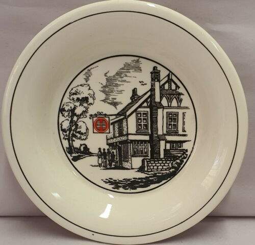 Vintage Wade Pottery English Inn Dish c1957-66 Made in England