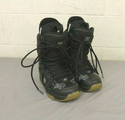 DC Phase 09 High-Quality All-Mountain Snowboard Boots US Men's 7 EU 39 GREAT