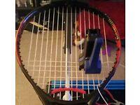 Tennis Racket Restringing