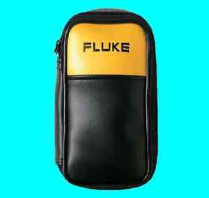 Genuine Fluke C90 Soft Case suits 179 and many multimeter models DMM brand new