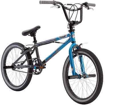 Mongoose BMX Bikes 20 inch Boys Bike Mode-100 Freestyle Boys
