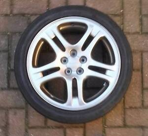 17x7 Inch Subaru Wheel and Tyre for sale. Glenunga Burnside Area Preview