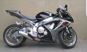 ☆GSX-R 600  ONE OF A KIND☆ Watson North Canberra Preview