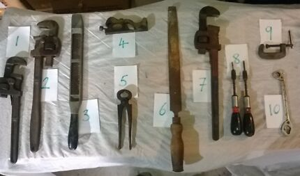 Various Vintage Hand Tools - from $10 each - see photos Gosnells Gosnells Area Preview