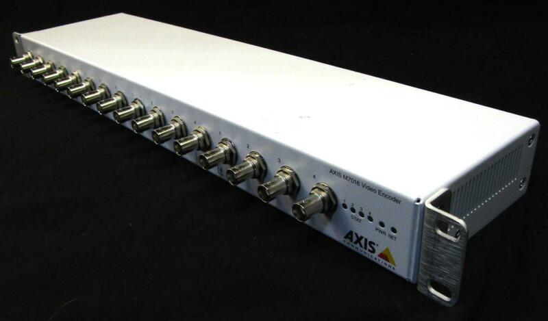 Axis M7016 16-Channel Video Encoder