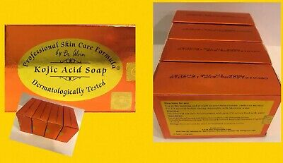 4X Dr Alvin Kojic Acid Soap From Professional Skin Care Formula  USA🇺🇸 ()