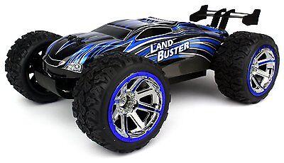 RC Monster Truck LAND BUSTER 4WD ferngesteuertes Auto Truggy Buggy Geländewagen