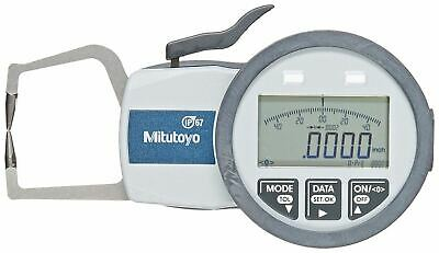 209-570 Mitutoyo Thickness Gage 0.39 Range 1.37 Reach