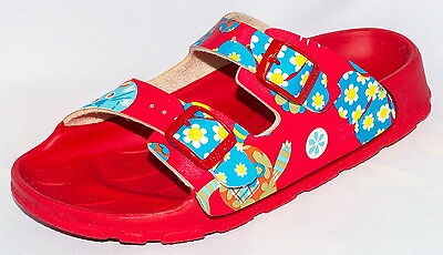 Birki's Sandals by Birkenstock for Kids Girls Strap Haiti Cats and Flowers - Birkenstock Sandals For Girls
