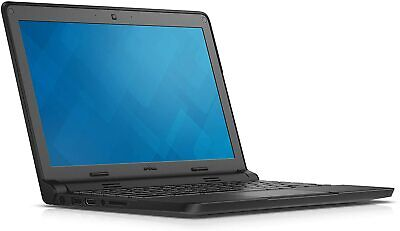 "Dell Chromebook 3120 11.6"" TOUCHSCREEN Laptop 4GB 16GB Intel Celeron 2.58G"