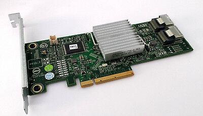 Dell Perc H310 SATA / SAS HBA Controller RAID 6Gbps PCIe x8 LSI 9240-8i M1015