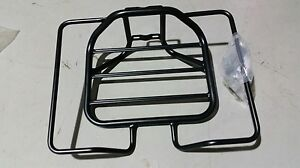 NEW! Steco Samba Front Carrier Bicycle Rack - Porteur Style - BLACK 30:396:11