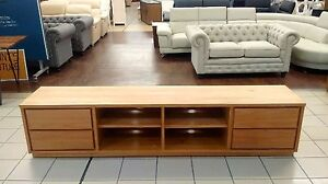 4 DRAWER TV UNIT 240CM Logan Central Logan Area Preview