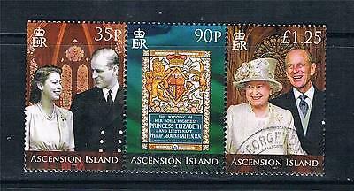 Ascension 2007 Diamond Wedding set SG 976-8 CTO