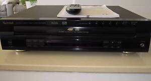 SHERWOOD 5 COMPACT DISC PLAYER WITH REMOTE & MANUAL. CARRARA P/UP Carrara Gold Coast City Preview
