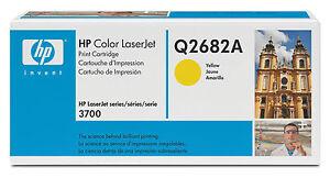 ORIGINALE TONER HP CARTUCCIA TONER Q2682A GIALLO - Italia - L'oggetto può essere restituito - Italia
