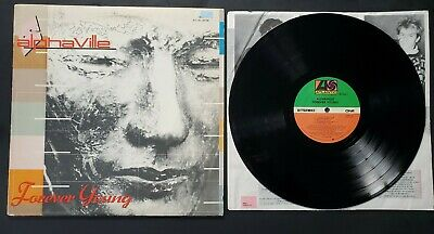 Alphaville Forever Young Vinyl LP Record Album 1984 Atlantic