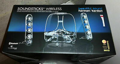 Enceinte ordinateur - Harman-kardon SOUNDSTICKS WIRELESS - NEUVE