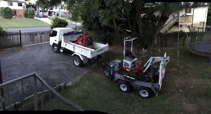 Top Dog Dingo Hire and Yard Maintenance  (Excavator Hire)