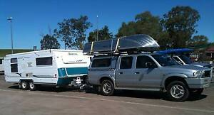 PACKAGE DEAL Dual Cab, Caravan and Tinny Toowoomba Toowoomba City Preview