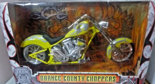 Iron Legends Orange County Choppers 1:6 Scale Die-Cast Replica