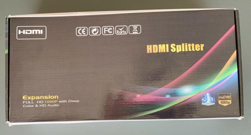 HDMI Splitter 1x16
