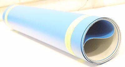 Ammeraal Beltech Rubber Top Blue Conveyor Belt Endless Smooth 44993266 175554.02