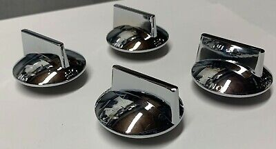 Set Of 4 Commercial Stove Knob Vulcanwolf American Range Imperial Atosa