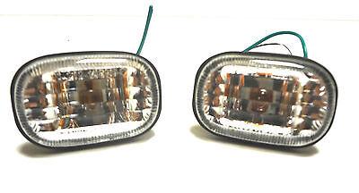 Side Marker Light White Offside=Nearside Fits LEXUS TOYOTA Corolla 1989-2008