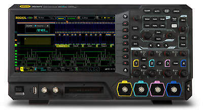 Rigol Mso5074 - Four Channel 70 Mhz Digital Mixed Signal Oscilloscope