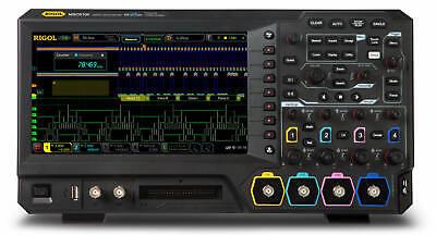 Rigol Mso5104 - Four Channel 100 Mhz Digital Mixed Signal Oscilloscope
