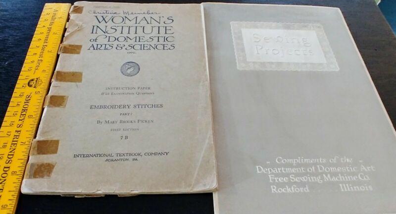 """2 Manuals """"Woman"""