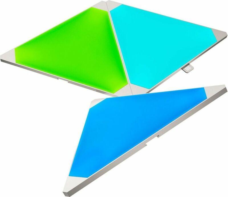 Nanoleaf Rhythm  Color-Changing Light Expansion Pack - 3 Light Panels