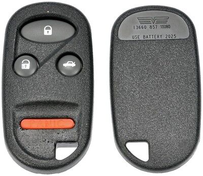 Keyless Remote Case Dorman 13660 fits 98-02 Honda Accord