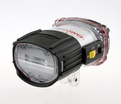 RIFF UWB-2 - Unterwasserblitz mit Diffusor und Lichtkabel