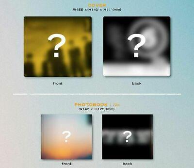 DAY6 - SUNRISE Album CD+80p Photobook+Photocards+Gift