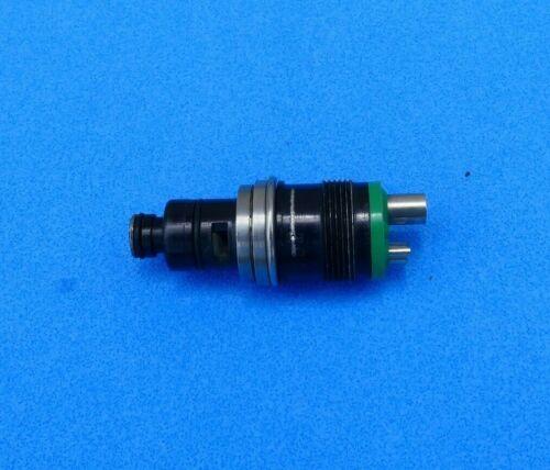 Star Refurbished 4-Hole Swivel Coupler With Waterline (Black) - Dental Handpiece