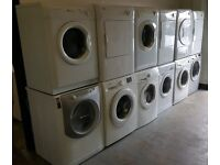 A wide selection of Washing Machines, Cookers, Tumble Dryers. Delivery throughout N.I.