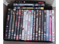 21 x DVD's for sale All in very good condition £10