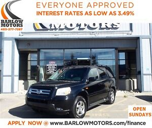 2006 Honda Pilot EX-L*AMVIC INSPECTION & CARPROOF PROVIDED!