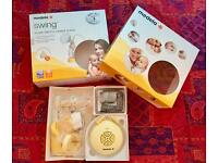 Medela Swing Electric Breast Pump And Extra